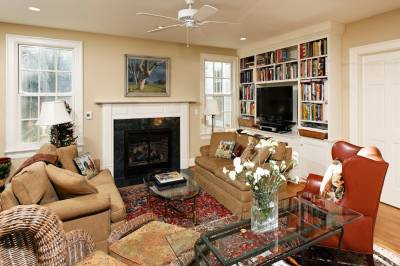 Add Built Ins To Enhance Your Living Space With