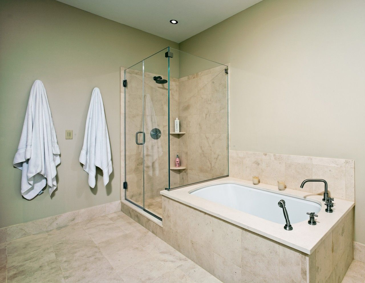 Make a Bathroom Remodel Feel Larger | Bethesda, MD