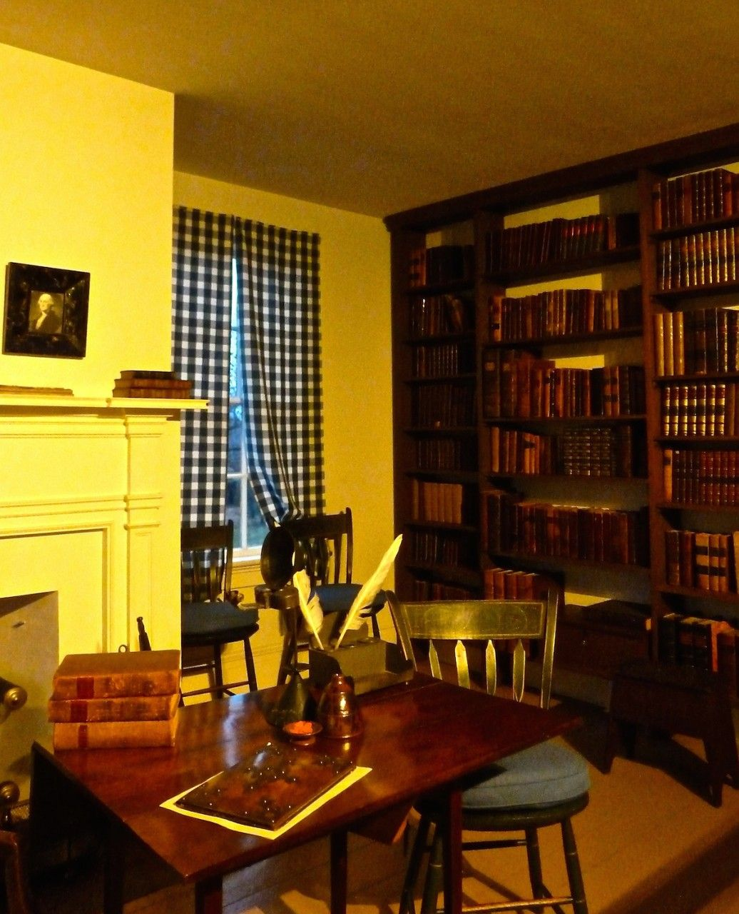 Turning a Spare Room into a Library with Home Remodeling | Bethesda, MD
