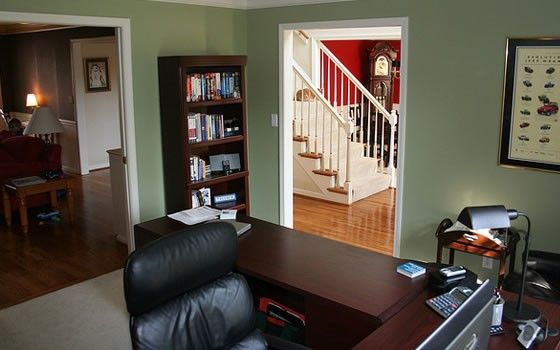 Why You Should Consider a Home Office with Home Renovations | Georgetown