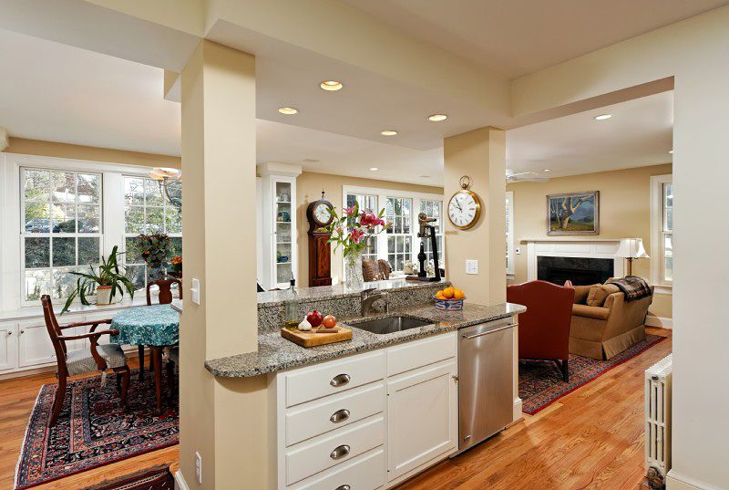 Kitchen Remodeling Bethesda Pleasing Three Clever Spacesaving Projects To Utilize When Kitchen . Decorating Design